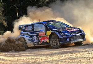 WRC Rally Australia
