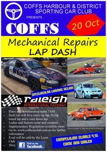 Lap Dash 2 @ Raleigh Raceway